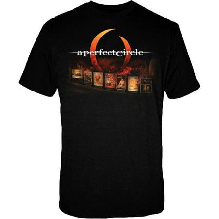 A Perfect Circle Emotive Billboards Adult T-Shirt (Billboard Tshirt)