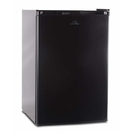 - Commercial Cool 4.5 Cu Ft Compact Refrigerator with Freezer