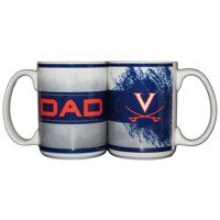 Virginia Cavaliers 15oz Ceramic Mug - Dad
