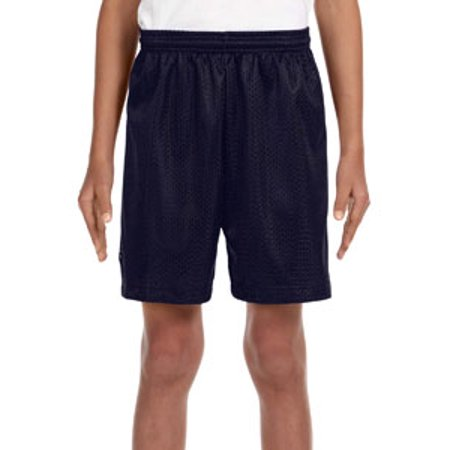 A4 Youth Six Inch Inseam Mesh -