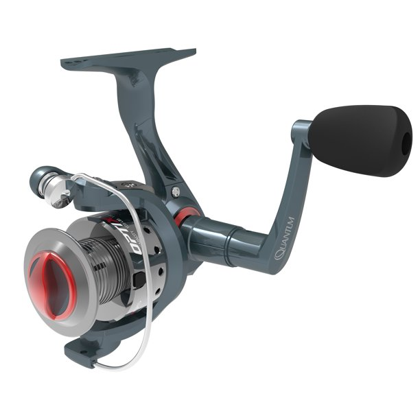 Quantum Optix Spinning Fishing Reel Size 40 Walmart Com Walmart Com