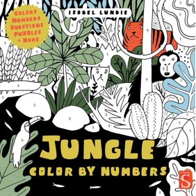 28+ Color By Numbers – Mindfulness