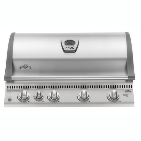 Napoleon 21'' Built In LEX 605 Stainless Steel 5 Burner Propane Gas Grill Head ()