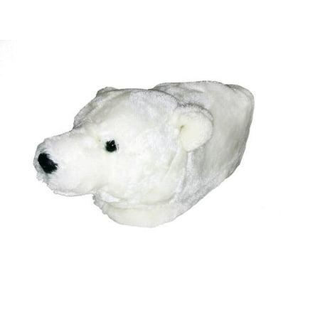 Happy Feet - Polar Bear - Animal Slippers ()