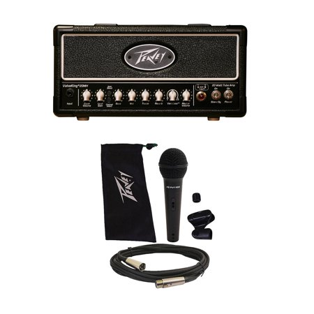 Peavey Valveking 20 Mh Micro Head Electric Guitar Amplifier Tube Amp Head   Mic