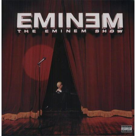 The Eminem Show  Vinyl   Explicit