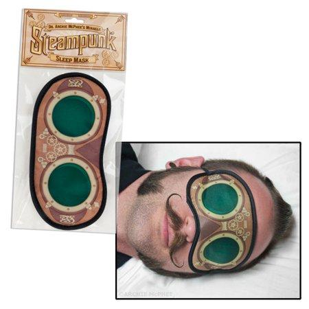 Steampunk Sleep Mask