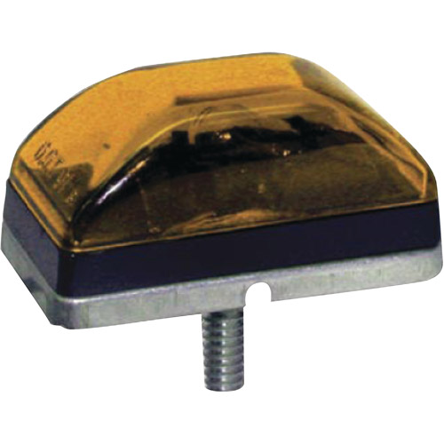 Anderson Clearance/Side Marker Light, Amber
