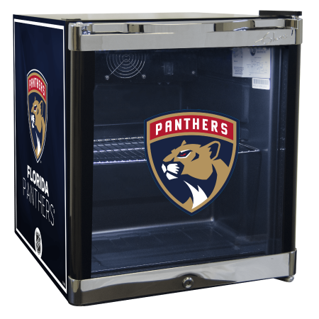 NHL Refrigerated Beverage Center 1.8 cu ft Florida Panthers by