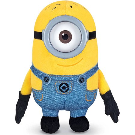 Despicable Me 3 Plush Buddy Minion Carl](Agnes From Despicable Me)