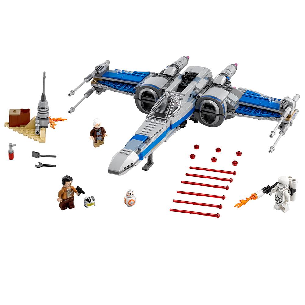 LEGO Star Wars TM Resistance X-Wing Fighter? 75149 ...