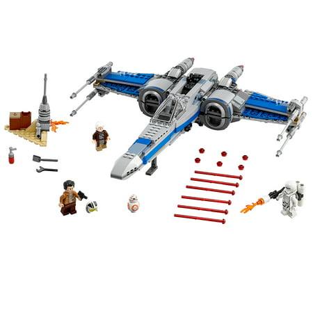 Lego Star Wars Tm Resistance X Wing Fighter  75149