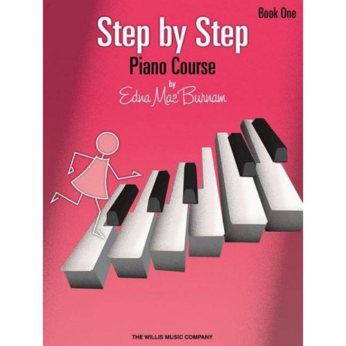 Step by Step Piano Course: Sheet Music
