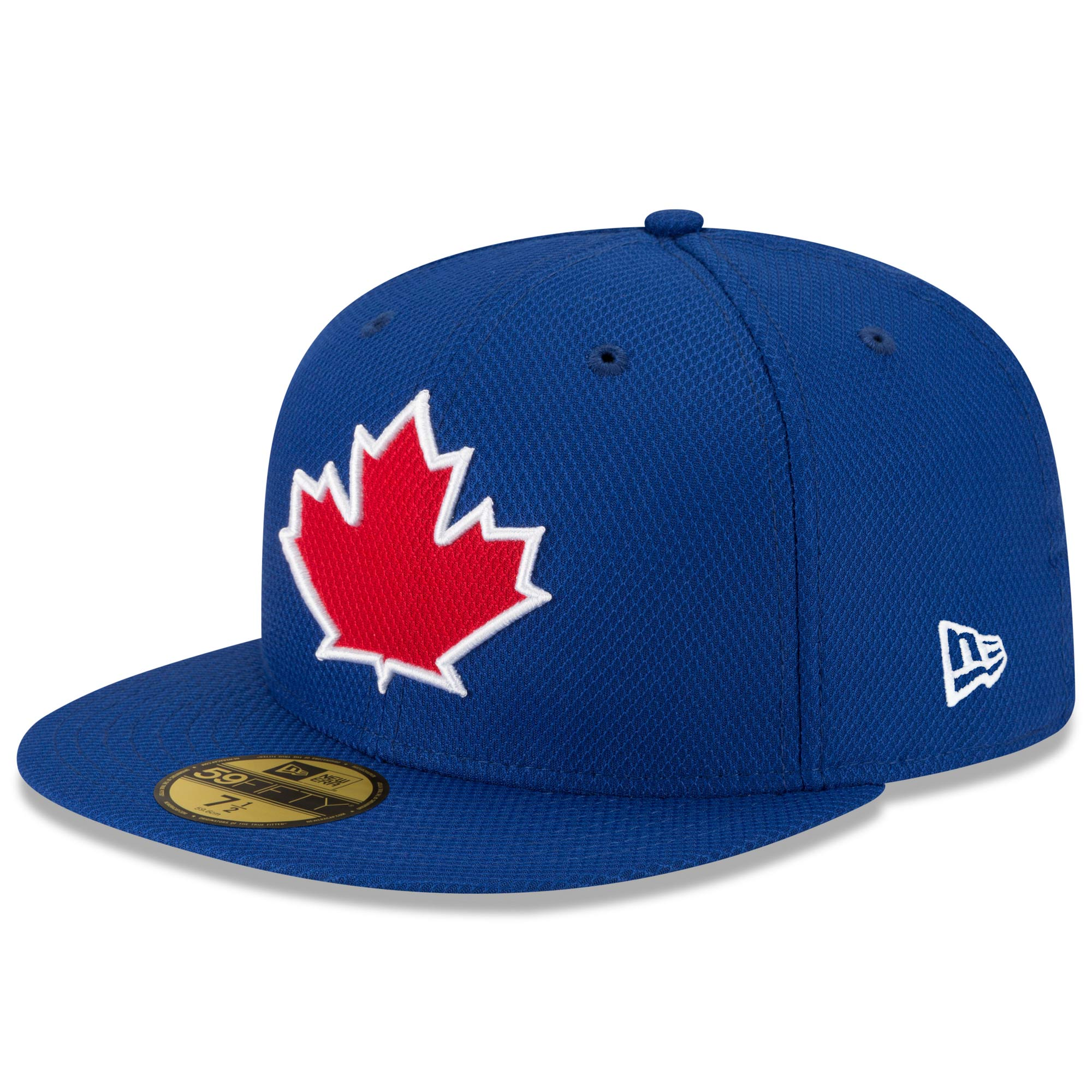 Toronto Blue Jays New Era Alternate Authentic Collection On Field 59FIFTY Fitted Hat - Royal