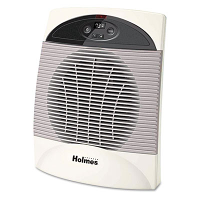 Energy Saving Heater Fan, 1500W, White, Sold as 1 Each