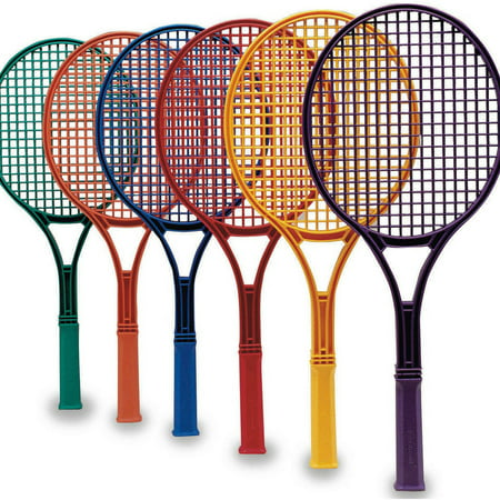Grand Slam Tennis Racquet (S&S Worldwide Spectrum Jr. Tennis Racquets, Set of 6)