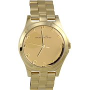 Marc Jacobs Women's Watch, Gold Ion-Plated Stainless Steel Bracelet 36mm MBM3211