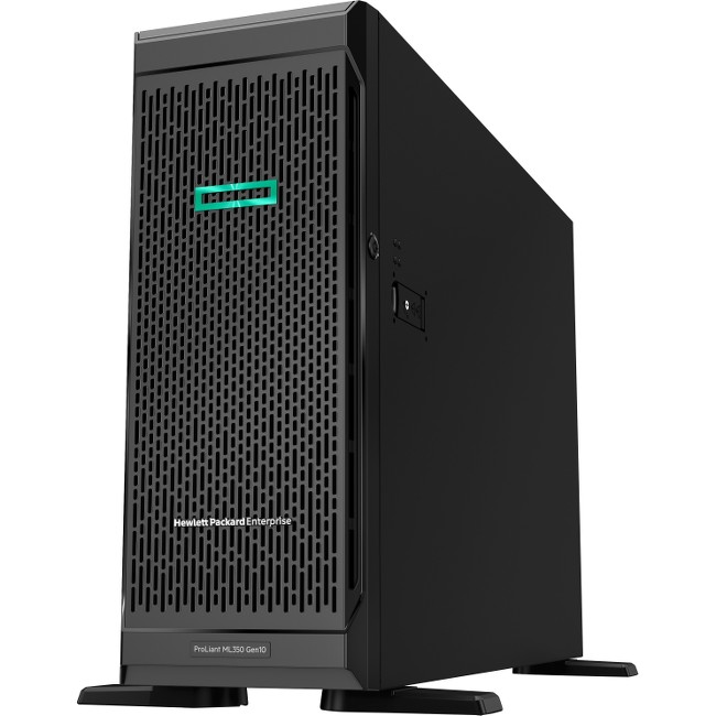 HPE ProLiant ML350 G10 4U Tower Server Xeon Bronze 3106 16GB DDR4