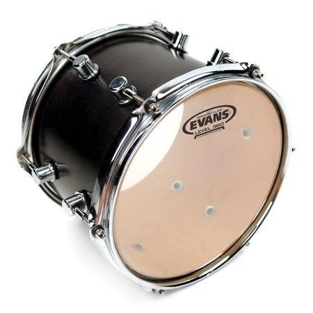 Evans Resonant Glass Drum Head, 15 - Resonant Glass