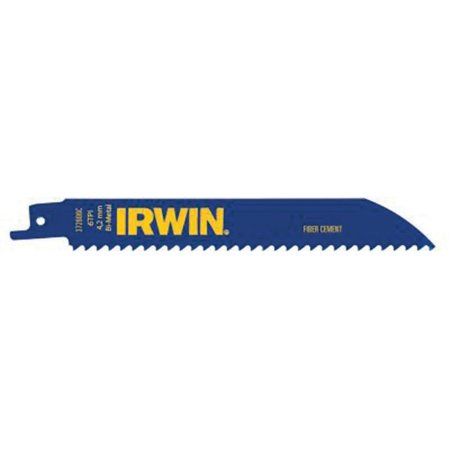 Embedded Wood Cutting Reciprocating Blades (Irwin 372606P5 6