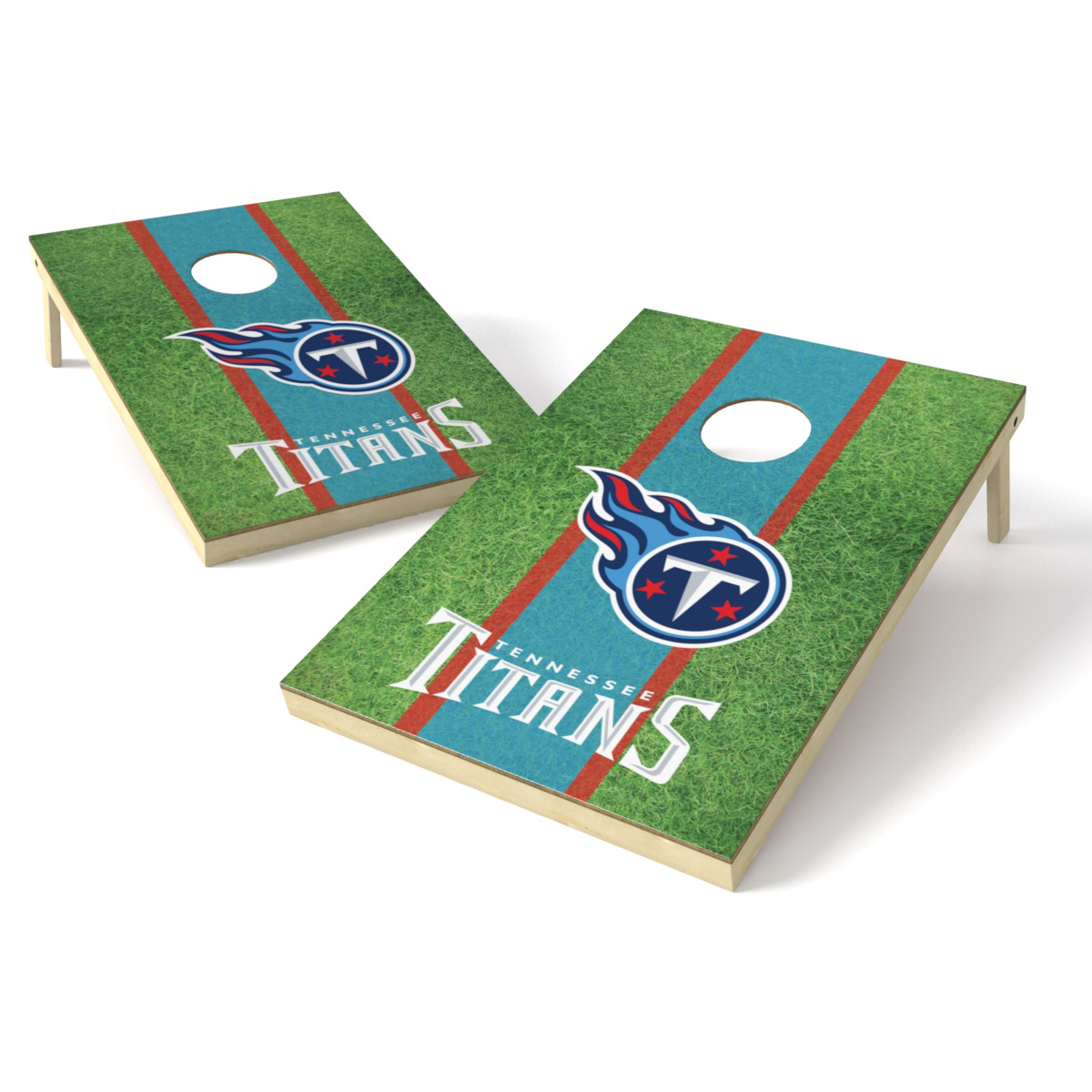 2x3 Shield Game NFL Field Tennessee Titans