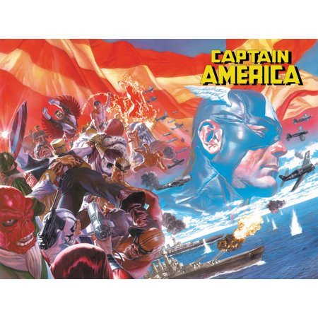 Captain America by Ta-Nehisi Coates Vol. 1 : Winter in