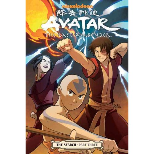 Avatar 3: The Last Airbender - The Search