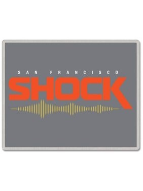 San Francisco Shock WinCraft Rectangle Pin