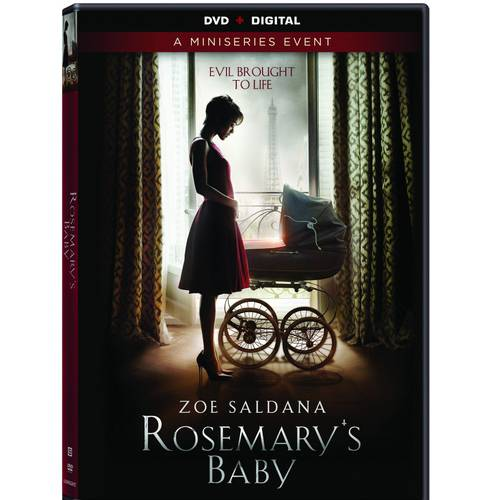 Rosemary's Baby (2014) (DVD   Digital Copy) (With INSTAWATCH) (Widescreen)
