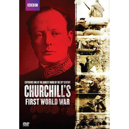 Churchill's First World War (DVD)