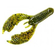 "Yum 2.75"" Craw Chunk Soft Plastic Fishing Bait Ultimate Craw Pack of 8, YCCK2155"