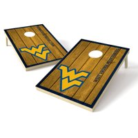 2X3 Shield Game College Big Vintage West Virginia Mountaineer