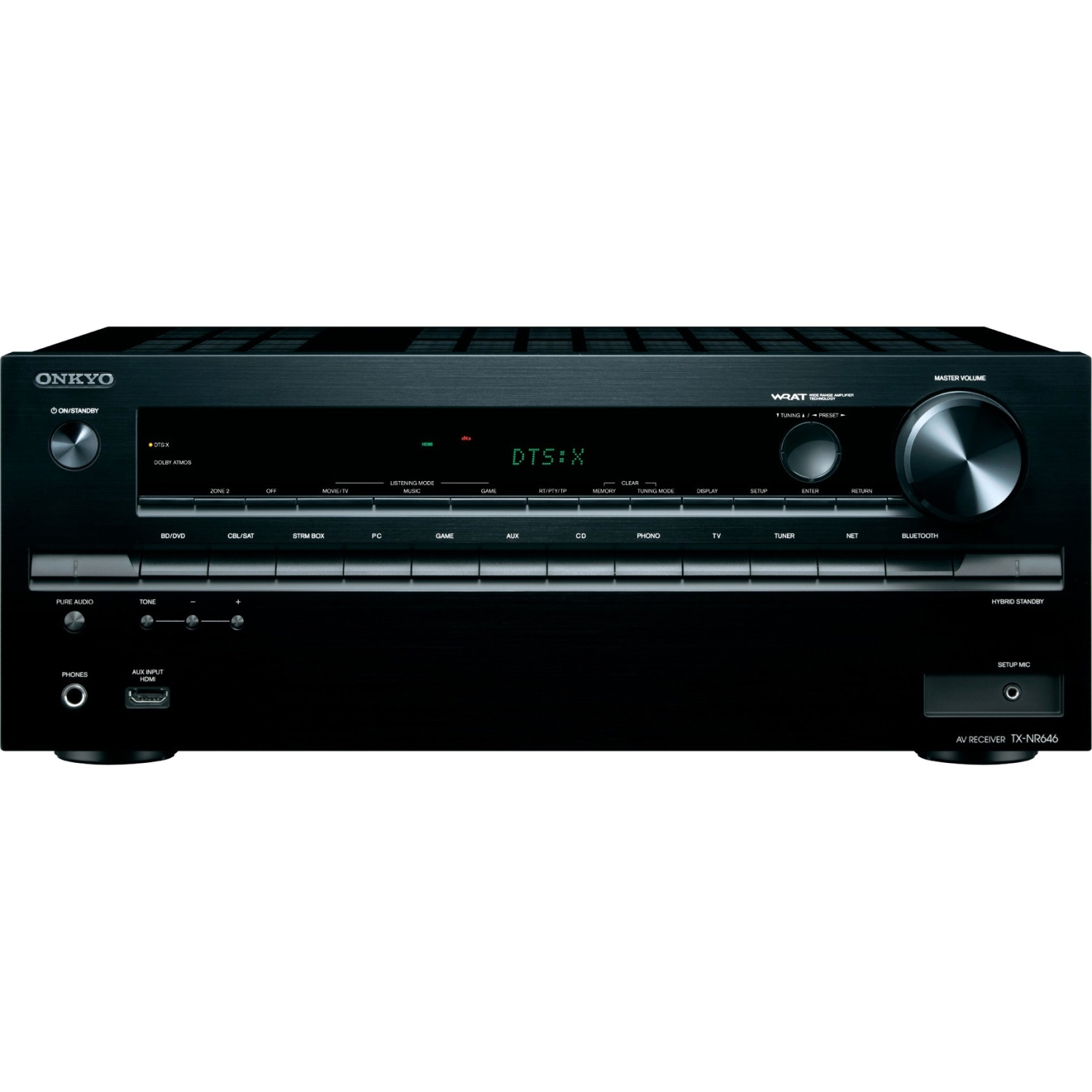 Onkyo TX-NR646 7 2-Channel Network A/V Receiver