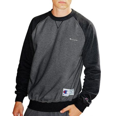 Champion Men S Retro Graphic Sweatshirt