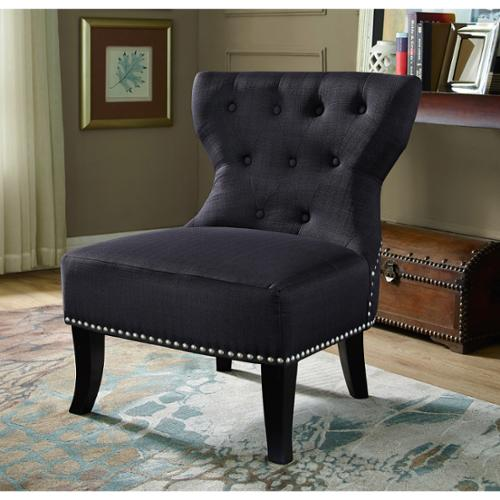 WyndenHall  Waterloo Tufted Accent Chair