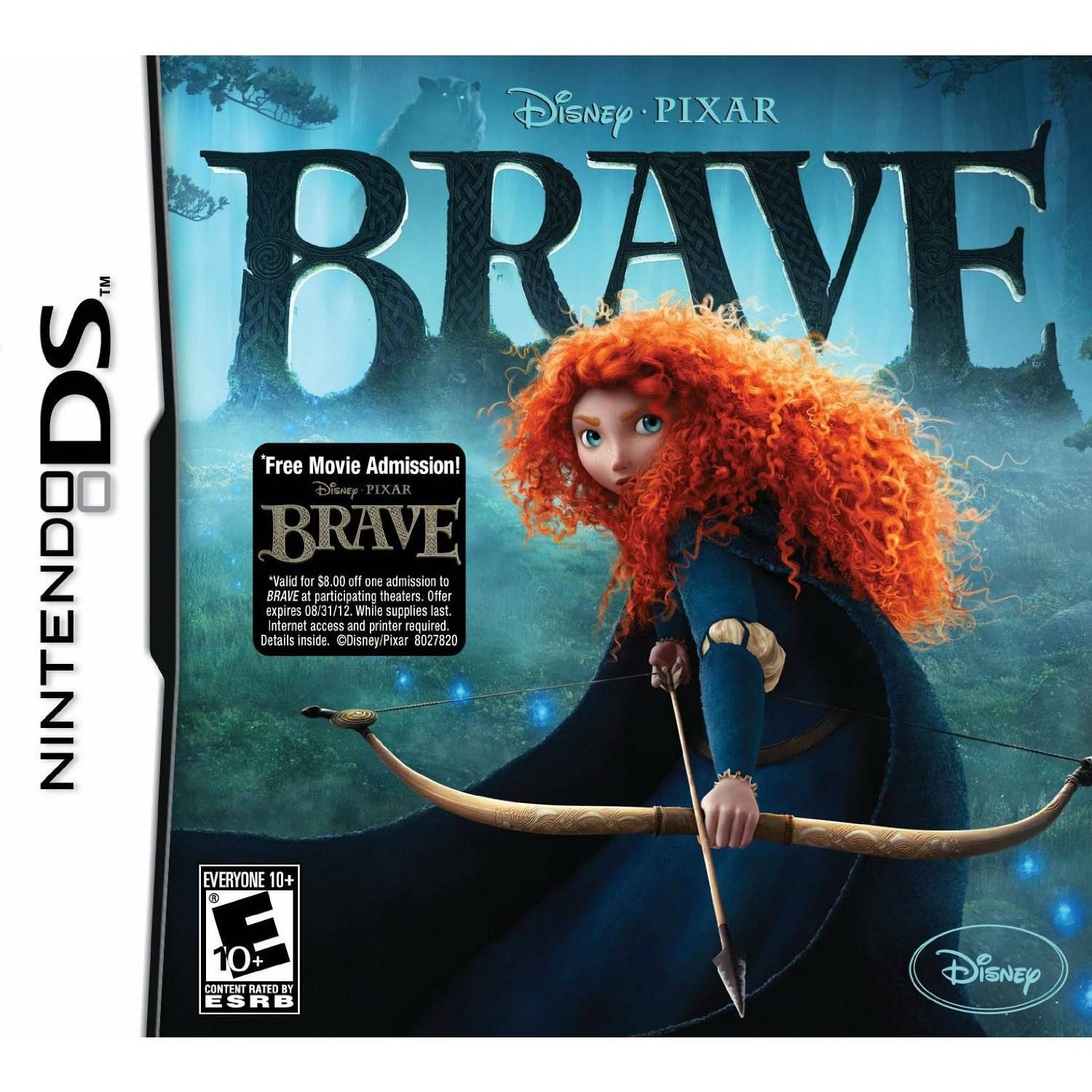 Brave The Video Game (DS) - Pre-Owned