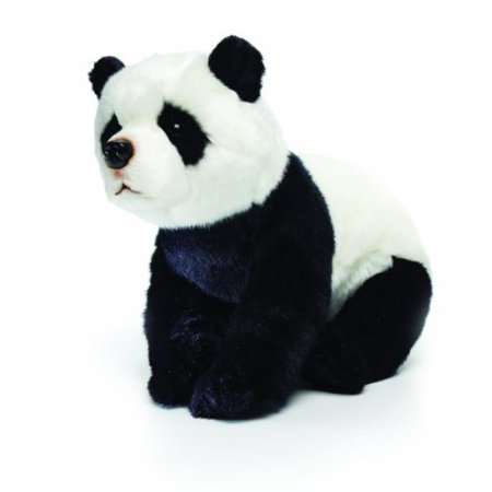 Nat And Jules Plush Toy  Panda  Large