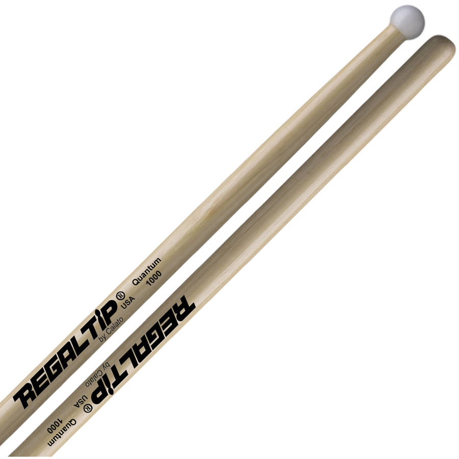 Regal Tip 116NT Quantum 1000 Nylon Tip Drumsticks by Pops
