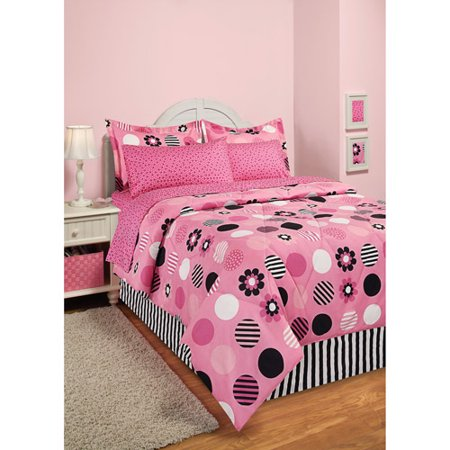 Image of In Style Candi Bed in a Bag Bedding Set