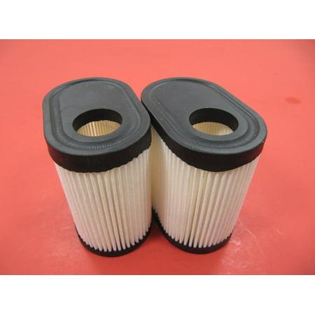767 Air - (2 Pack) Paper Air Filter Replaces Tecumseh Part # 36905 2-3/4-inches by 1-3/4-inches by 2-7/8-inches, (2 Pack) Air Filter Replaces Tecumseh Part # 36905 By Alamia