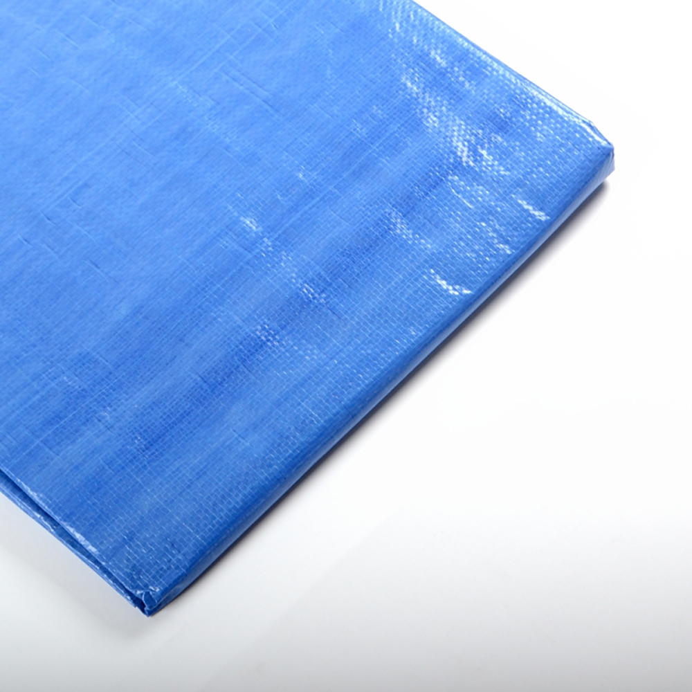 14 Foot X 16 Foot Blue Tarp Waterproof Boat Protection Cover Weather 14X16