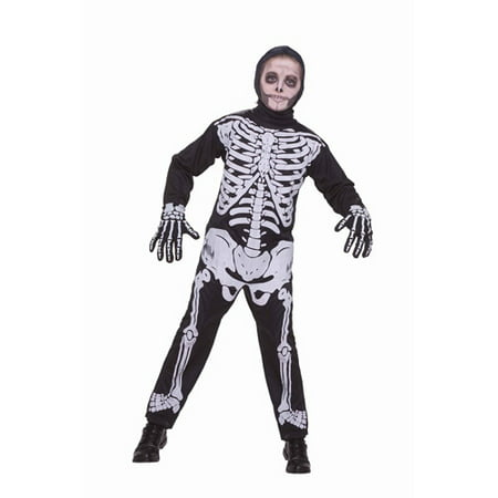 Skeleton Boy Halloween Costume - Skeleton Boy Costume