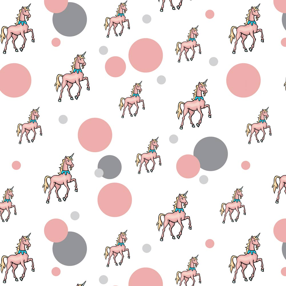 Unicorn Fantasy Premium Gift Wrap Wrapping Paper Roll Pattern