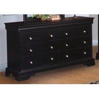 Bankcroft Youth 6 Drawer Dresser