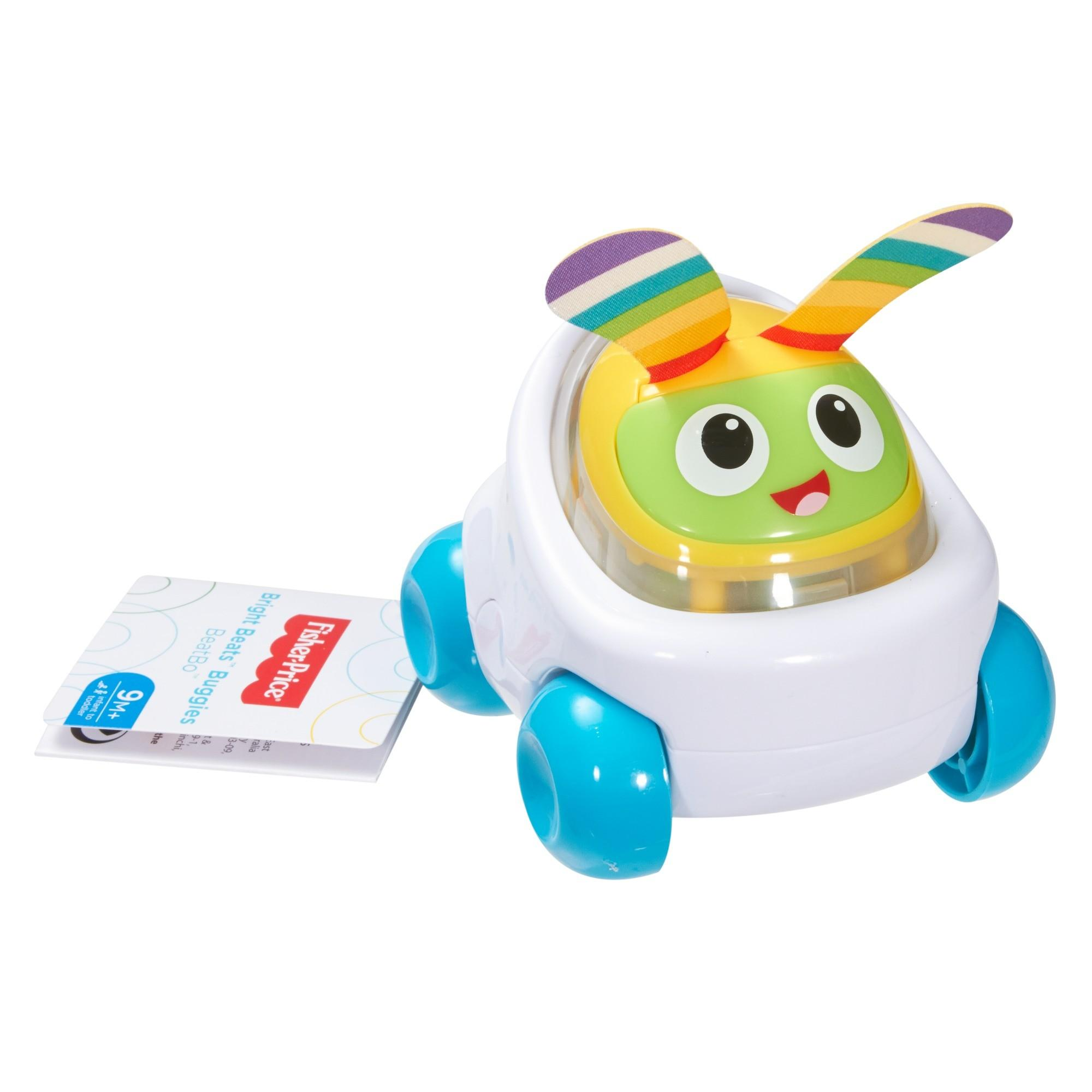 Fisher Price Bright Beats Buggies Beatbo by Fisher-Price