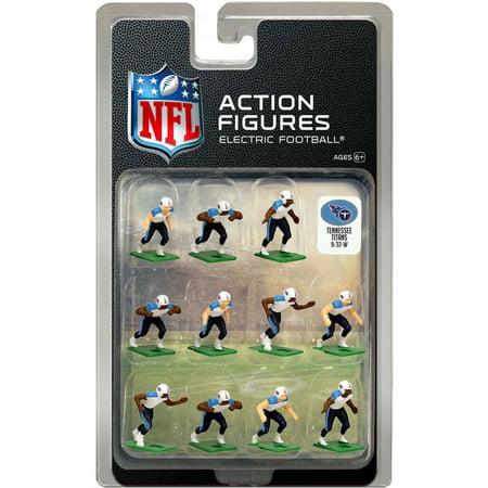 Tennessee Titans Away Uniform NFL Action Figure Set