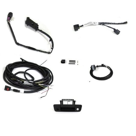 Ram® Performance Accessories Mopar Part # 82214240AB Production Back Up Camera Kit for Ram 1500, 2500, & 3500 models