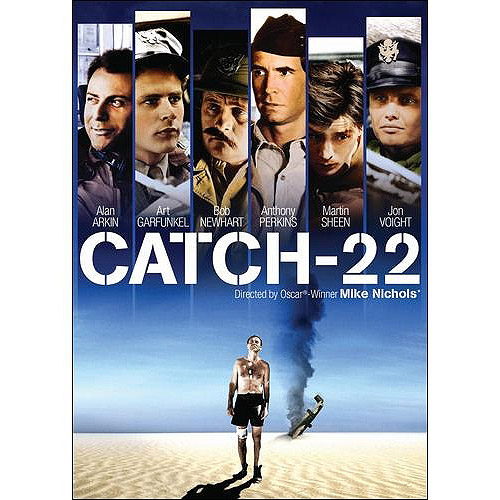 Catch-22 (1970) (Anamorphic Widescreen)