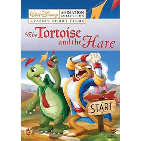 Disney Classic Short Films: Tortoise & The Hare (DVD) (Film D'halloween Disney En Streaming)