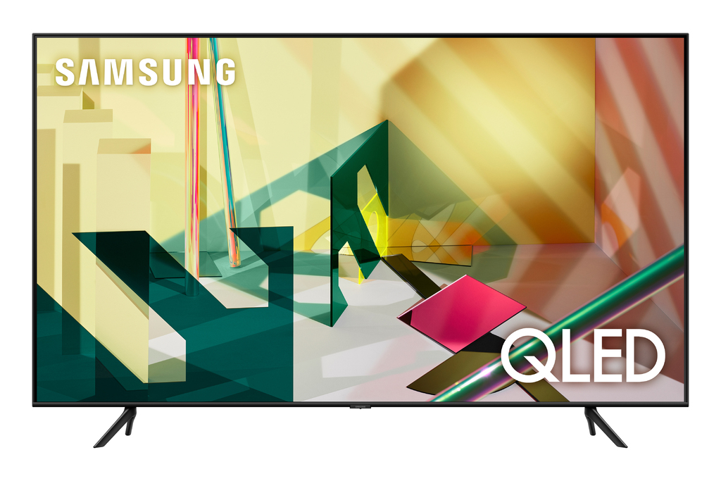 "SAMSUNG 82"" Class 4K Ultra HD (2160P) HDR Smart QLED TV QN82Q70T 2020"